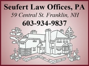 Seufert Law 59 Central St Franklin nh 603-934-9837